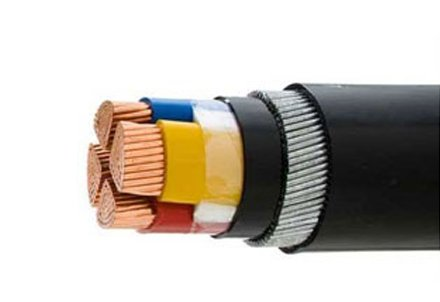 Armoured Cable LSZH